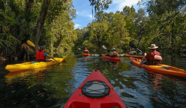 Kayak rental florida