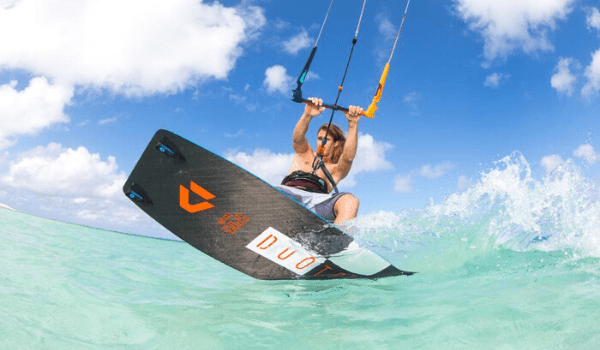Kite surfing florida